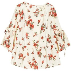 Vêtements Femme Tops / Blouses Cherry Paris Top Bowen Ecru