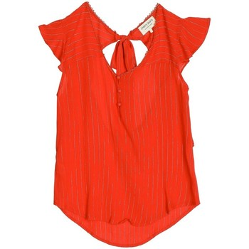Vêtements Femme Tops / Blouses Cherry Paris Top Olarias Rouge