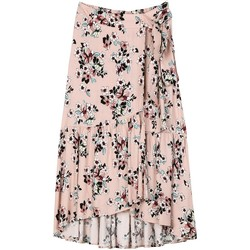 Vêtements Femme Jupes Cherry Paris Jupe Manha Rose