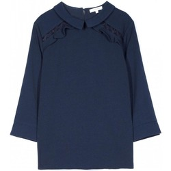 Vêtements Femme Tops / Blouses Grace & Mila OLIVETTE Bleu