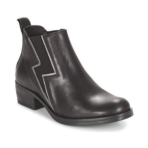 Chaussures Femme Boots PLDM by Palladium RIEMA CMR Noir
