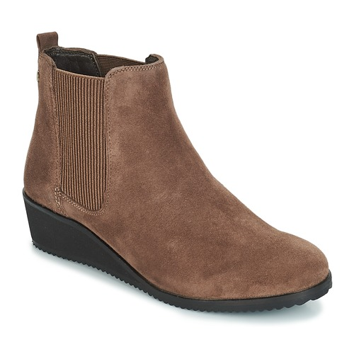 Chaussures Femme Boots Hush puppies COLETTE Marron