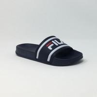 Chaussures Homme Claquettes Fila FILA MORRO BAY SLIPPER W MARINE Bleu