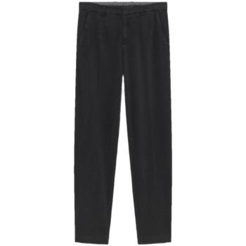 Vêtements Homme Chinos / Carrots American Vintage BULLINGTON Noir