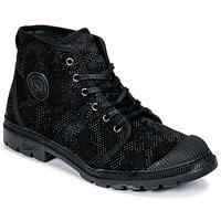Chaussures Femme Boots Pataugas Authentique TP Noir