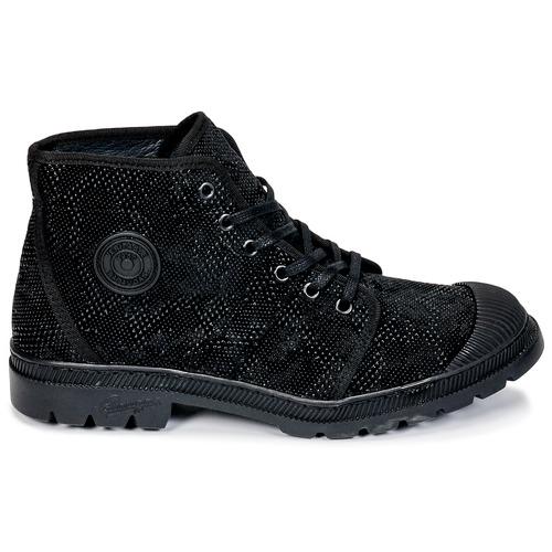 Noir Authentique Tp Boots Pataugas Femme CdxorBe