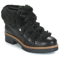 Chaussures Femme Boots Pataugas Task Noir