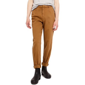 Vêtements Homme Chinos / Carrots American Vintage BULLINGTON Marron