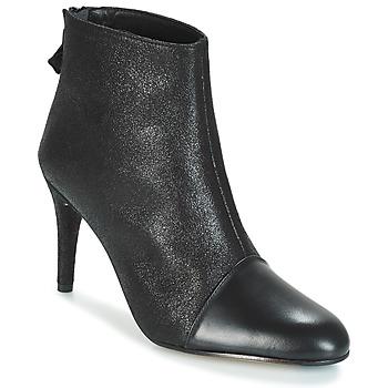 Chaussures Femme Bottines Elizabeth Stuart CITOU Noir