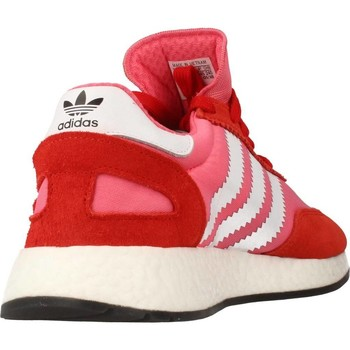 Chaussures Femme Baskets mode adidas Originals INIKI RUNNER W Rouge