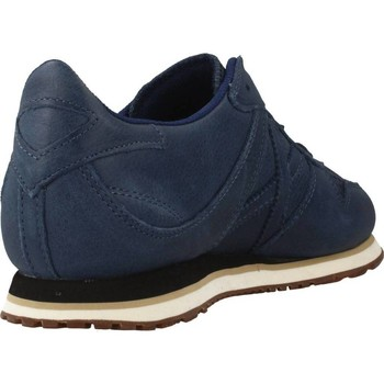 Chaussures Homme Baskets mode Munich Fashion MASSANA Blue