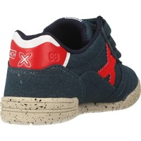 Chaussures Enfant Baskets basses Munich Fashion G 3 KID VCO CANVAS Blue