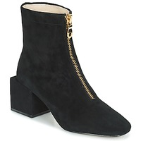 Chaussures Femme Bottines Miss L'Fire JUNE Noir