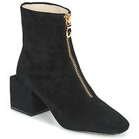 Chaussures Femme Bottines Miss L'Fire JUNE Noir