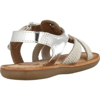Chaussures Fille Sandales et Nu-pieds Gioseppo 43758G Argent