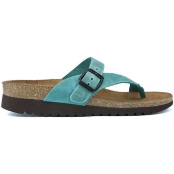 Chaussures Femme Sandales et Nu-pieds Interbios SANDALES D'INTÉRIEUR ALYSA 7119C JEANS
