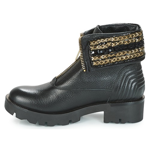 Noir Tosca Blu Femme Kiruna Boots eCBxord