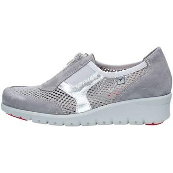 Chaussures Femme Ballerines / babies Cinzia Soft IE9834L Ballerines et Mocassins Femme Grey Grey