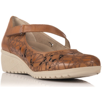 Chaussures Baskets basses Fluchos  Marron