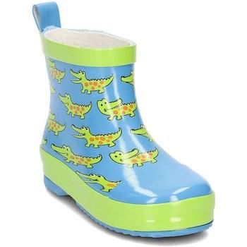 Chaussures Enfant Bottes de pluie Playshoes 1803747 bleu