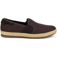 Chaussures Homme Slips on Geox Copacabana Marron