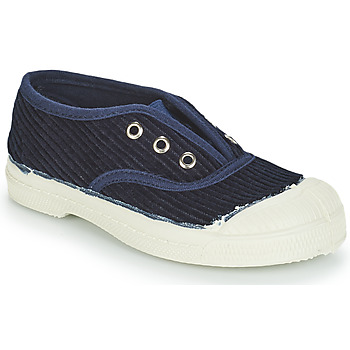 Chaussures Enfant Baskets basses Bensimon TENNIS ELLY CORDUROY Marine