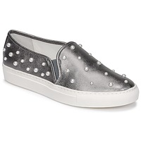 Chaussures Femme Slip ons Katy Perry THE JEWLS Argent