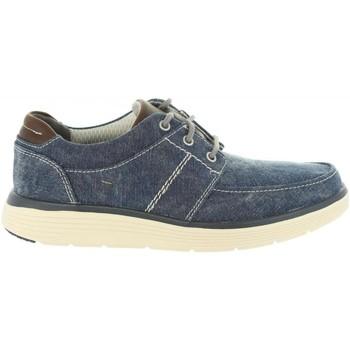 Chaussures Homme Baskets basses Clarks 26132598 UN ABODE Azul