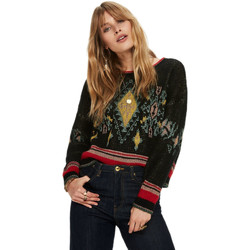 Vêtements Femme Pulls Scotch & Soda 140821 Multicolore