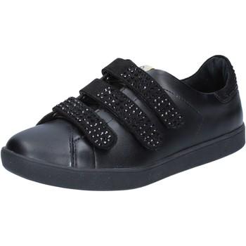 Liu Jo Femme Sneakers Noir Cuir Daim...