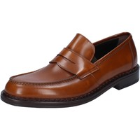 Chaussures Homme Mocassins Roberto Botticelli mocassins marron cuir BY652 marron