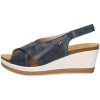 Chaussures Femme Sandales et Nu-pieds Susimoda 2721/24 Bleu