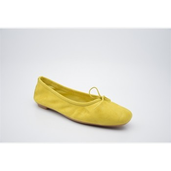 Chaussures Femme Ballerines / babies Reqins harmony peau Jaune