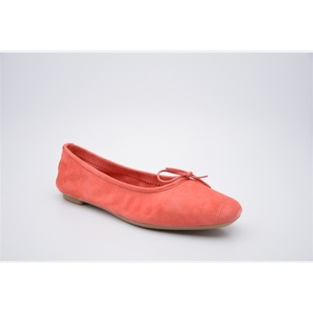 Chaussures Femme Ballerines / babies Reqins harmony peau Rouge