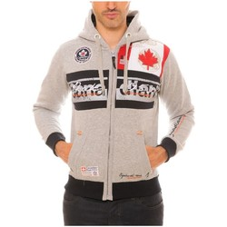 Vêtements Homme Sweats Canadian Peak Sweat Homme Face Gris Clair