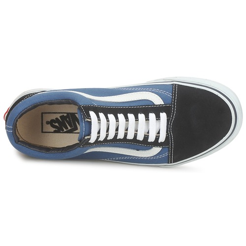 Old Vans Baskets Bleu Skool Basses zGSVpjqLUM