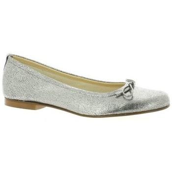 Chaussures Femme Ballerines / babies Elizabeth Stuart Ballerines cuir laminé Argent