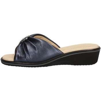Chaussures Femme Mules Susimoda 111114/14 Sandales Femme Bleu Bleu