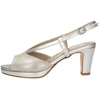 Chaussures Femme Sandales et Nu-pieds Comart 142358 D GRIS