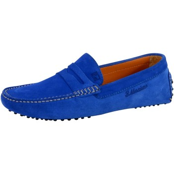 Chaussures Homme Mocassins B Marciano Mocassin B.Marciano Bleu