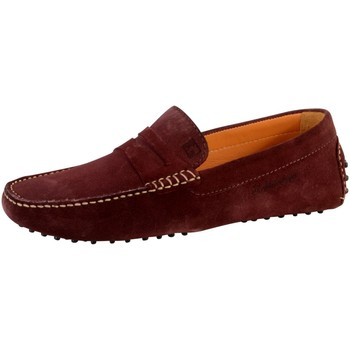 Chaussures Homme Mocassins B Marciano Mocassin B.Marciano Rouge