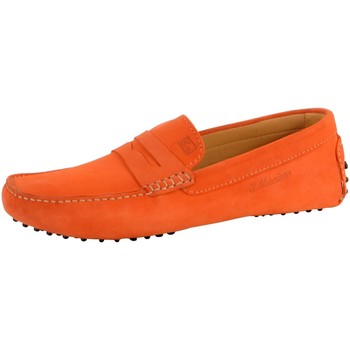 Chaussures Homme Mocassins B Marciano Mocassin B.Marciano Orange