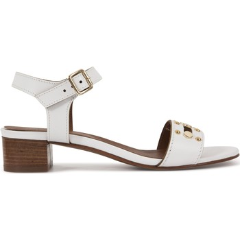 Chaussures Femme Sandales et Nu-pieds Heyraud Sandale GREEN Blanc
