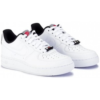 Chaussures Femme Baskets basses Nike W Air Force 1 '07 SE LX blanc - baskets blanc