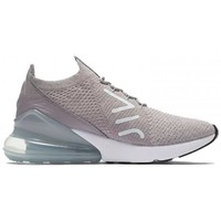 Chaussures Running / trail Nike W AIR MAX 270 FLYKNIT / GRIS Gris