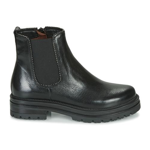Doble Chels Femme Boots Mjus Noir Ib7Yyf6vg
