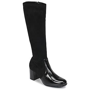 Chaussures Femme Bottes ville Unisa ORLANDO NOIR