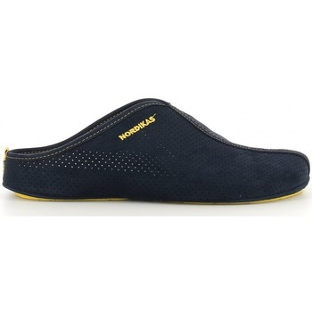 Chaussures Homme Chaussons Nordikas MICROS PER 9060 bleu