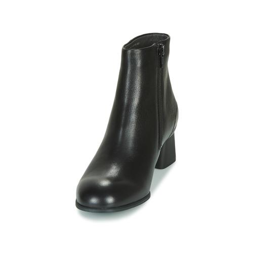 Femme Katie Bottines Camper Black Chaussures f7I6vgyYb