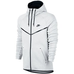 Vêtements Sweats Nike SPORTSWEAR TECH FLEECE WINDRUNNER blanc